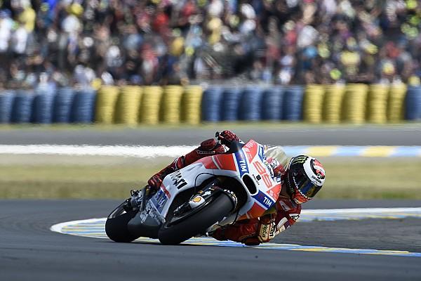 MotoGP Jorge Lorenzo: Platz 6 bei MotoGP in Le Mans war Schadensbegrenzung