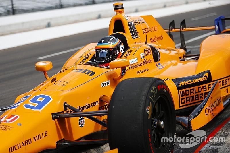 Alonso diz que teste na Indy não define planos de 2019