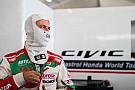 Monteiro forfait pour la Chine, Tarquini dans la Honda !