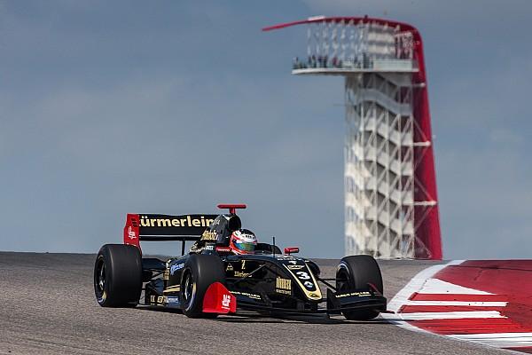 Fórmula V8 3.5 Relato da corrida Binder domina 1ª prova em Austin; Pietro é 3º