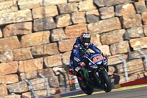 MotoGP Noticias Viñales atacará de inmediato en Aragón