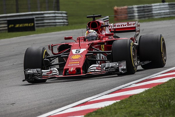 Girboks Vettel aman untuk GP Jepang