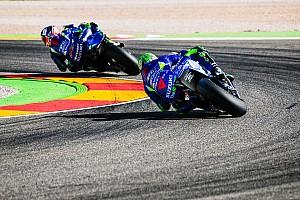 MotoGP Breaking news Hasil buruk Suzuki lantaran tak punya tim satelit