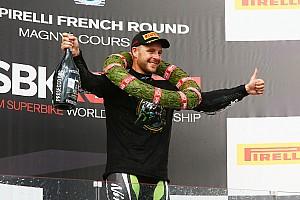 WSBK Reporte de la carrera Rea se consagró tricampeón del WorldSBK