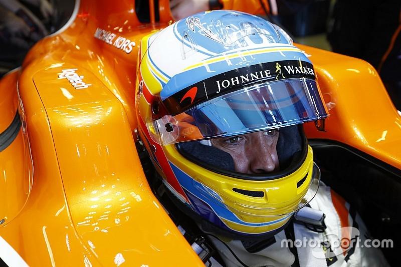 """Alonso : """"Treizième, c'est triste. Il n'y a pas d'autre mot"""""""