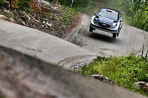 WRC Etappeverslag WRC Finland: Tanak grijpt de leiding na eerste korte proef