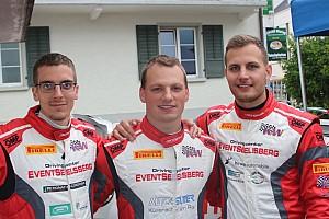 Coupes marques suisse Résumé de course Une première difficile pour les pilotes CSM junior