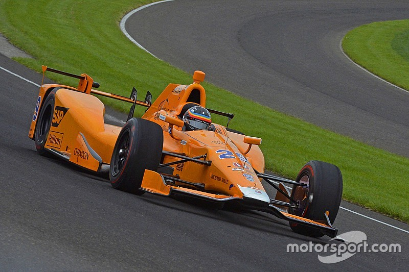 """Alonso on the Indy 500: """"I'm going to enjoy it massively"""""""