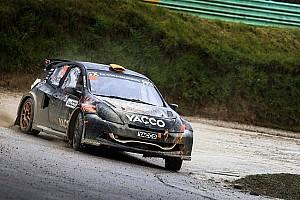 World Rallycross Actualités Chicherit passe en RX2 pour la Suède