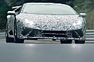 Bientôt une voiture électrique chez Lamborghini ?