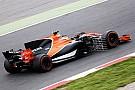 McLaren пришлось менять мотор во второй раз