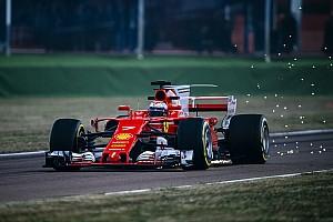 Formel 1 Feature Bildergalerie: Ferrari-Shakedown mit dem SF70H für F1 2017