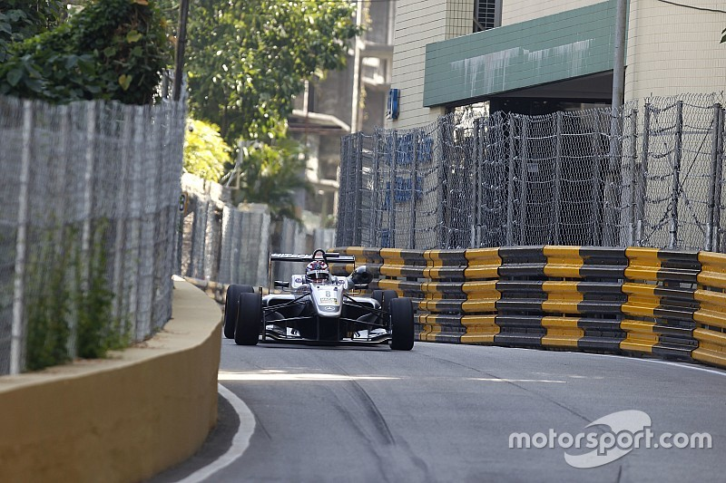 Macau GP:  Russell takes sensational pole amid several red flags