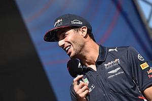 Formule 1 Contenu spécial Ricciardo voit Red Bull à la lutte avec Mercedes et Ferrari