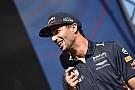 Red Bull está listo para ofender, dice Ricciardo