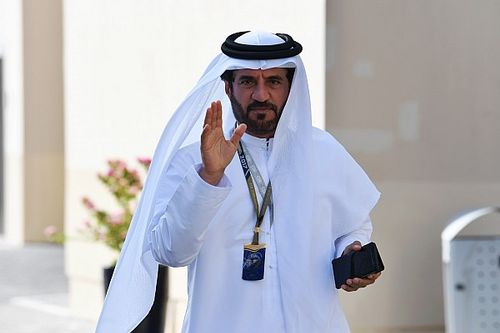 Ben Sulayem on what he would do as FIA president