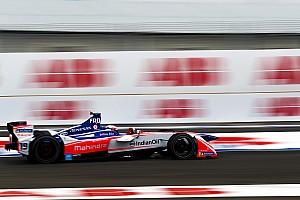 Формула E Отчет о гонке Розенквист вырвал у Буэми победу и стал лидером сезона