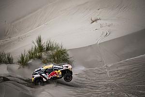 Dakar Actualités Grosse alerte pour Peterhansel !