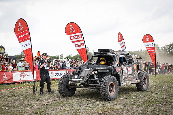 Gebroeders Coronel finishen in Dakar 2018: