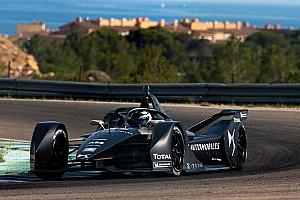 Formule E Actualités Vergne et Lotterer ont testé la nouvelle DS