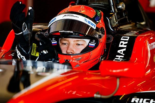 GP3 Actualités Mazepin rejoint le GP3 chez ART Grand Prix