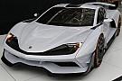 Aria FXE: Supersportler mit Hybridantrieb in L.A.