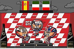 MotoGP Artículo especial Vídeo: el GP de Japón 2017 de MotoGP por los geniales MiniBikers