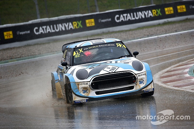 Xite to field Mini Supercar for full World RX season