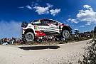 現在WRCランキング3番手のトヨタ、チームオーダー発動には消極的?