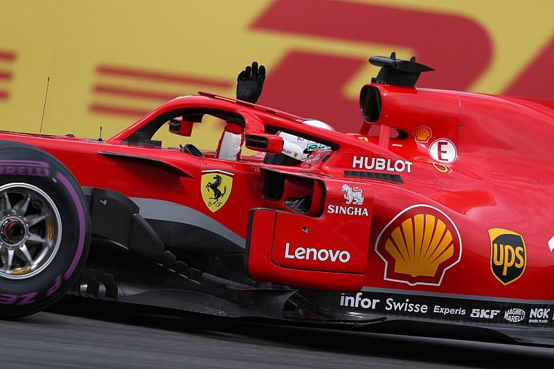 Vettel se gusta en casa y se lleva su 55ª pole position