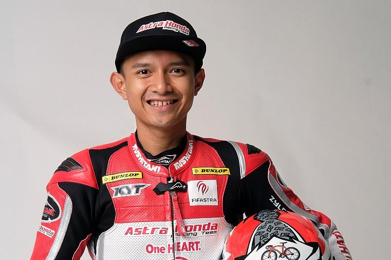 Dimas Ekky wild card pada Moto2 Catalunya