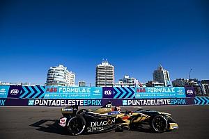 Fórmula E Crónica de Carrera Vergne contuvo los ataques de Di Grassi para ganar en Punta del Este