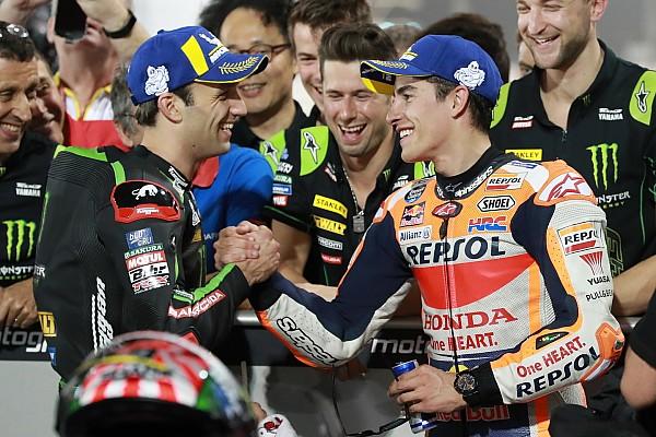 MotoGP Réactions Márquez :