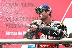 MotoGP Actualités Crutchlow victorieux en Argentine et déjà
