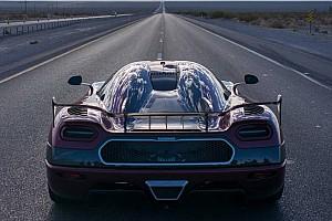 Новий рекорд швидкості від Koenigsegg: 444,6 км/год