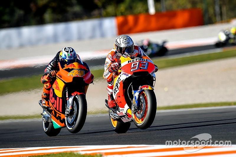 MotoGP-Finale 2017 in Valencia: Startaufstellung