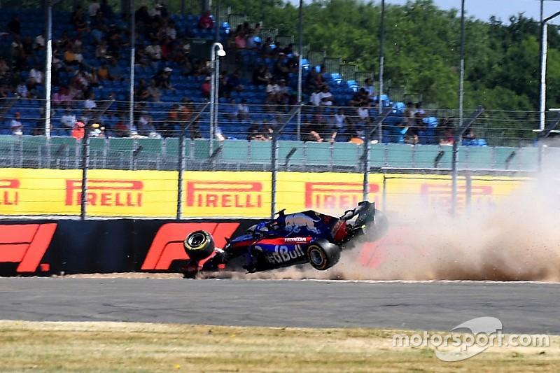 EL3 - Gros crash pour Hartley, Sauber impressionne