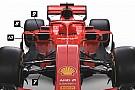 Teknik analiz: Ferrari SF71H