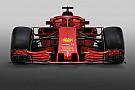 Формула 1 Видео: как новую Ferrari обклеивают логотипами спонсоров