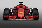 Формула 1 Відео: наклеювання логотипів на новий болід Ф1 Ferrari
