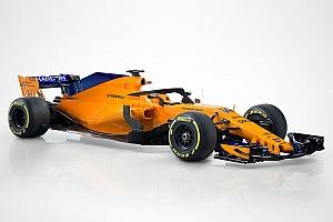 GALERI: Mobil F1 2018 McLaren MCL33