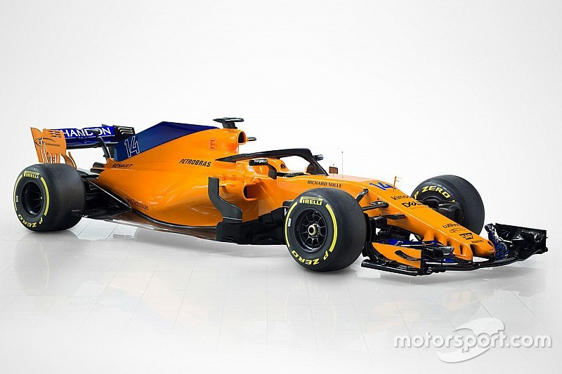 Karşılaştırma: McLaren MCL32 ve MCL33