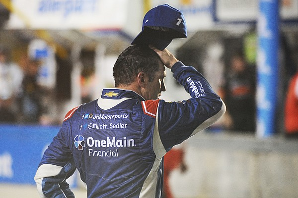 Sadler livid after Xfinity finale: Preece