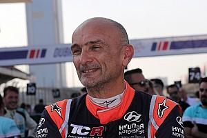 WTCR Отчет о гонке Тарквини выиграл первую в истории гонку WTCR