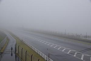 スーパーフォーミュラ 速報ニュース オートポリス2&4レース決勝日、視界不良でセッション開始に遅れ