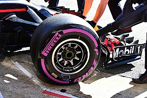 三大车队对揭幕战轮胎选择略有不同