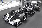 Super Formula Mobil baru Super Formula jalani tes terowongan angin
