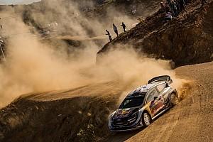 WRC Son dakika Ogier ceza aldı, Power Stage'deki puanlarını kaybetti