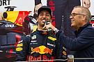 Forma-1 Holland nyelvlecke Ricciardóval, őrjöngés Verstappenért