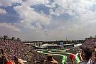 El GP de Mexico mantiene el precio de boletos del 2017
